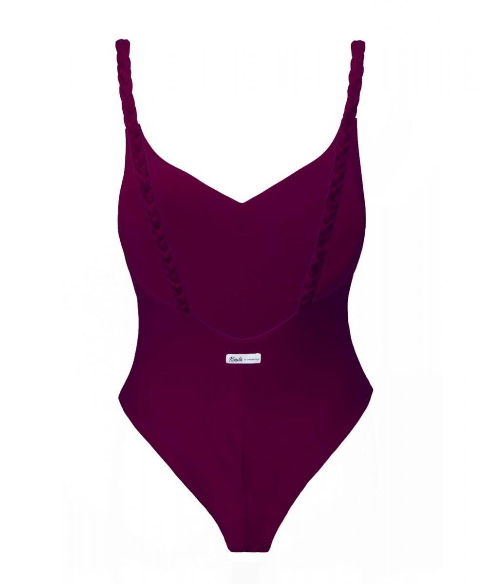 plum swimsuit violet bodysuit limited edition