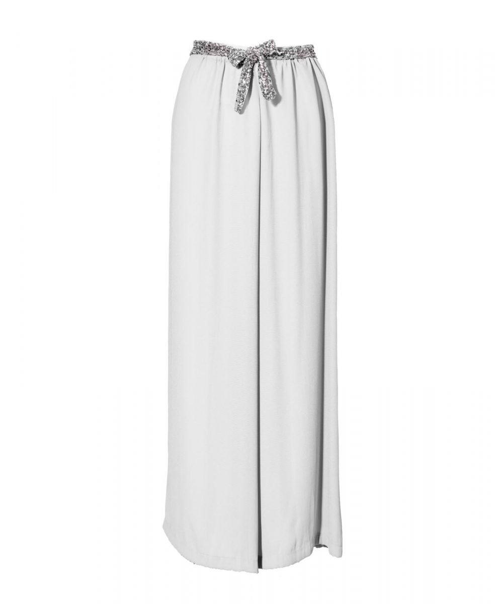White summer trousers long white trousers kinda 3d swimwear
